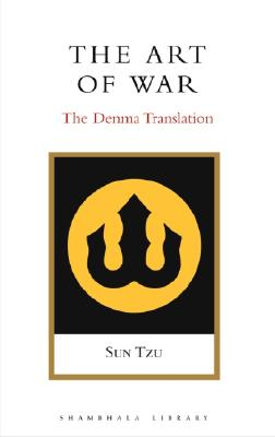 The Art of War: The Denma Translation [With Ribbon Marker] Cover Image
