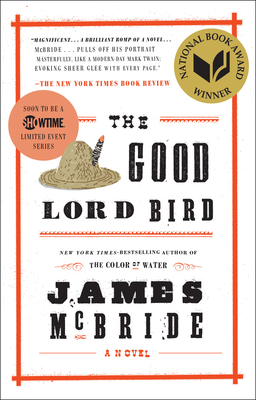 The Good Lord Bird: A Novel Cover Image