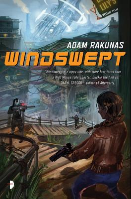 Windswept: Windswept Book One Cover Image