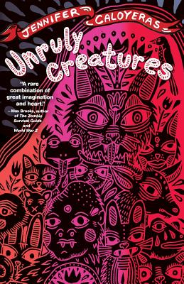 Cover for Unruly Creatures