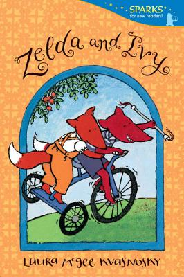 Zelda and Ivy (Candlewick Sparks) Cover Image