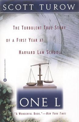 One L: The Turbulent True Story of a First Year at Harvard Law School Cover Image