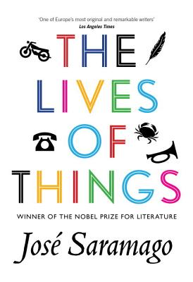 The Lives of Things Cover