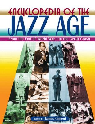 Cover for Encyclopedia of the Jazz Age