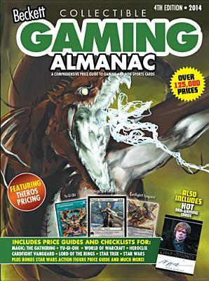 Beckett Gaming Almanac No. 4 Cover Image
