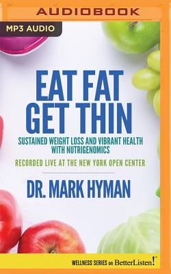 Cover for Eat Fat, Get Thin