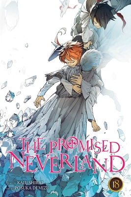 The Promised Neverland, Vol. 18 Cover Image