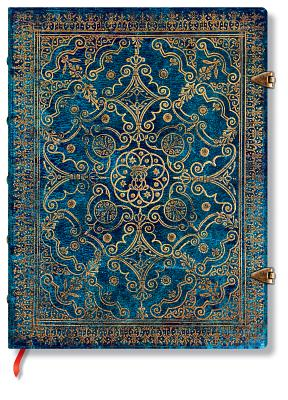 Paperblanks Azure Ultra Lined Cover Image