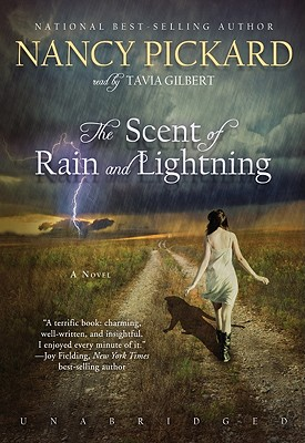 The Scent of Rain and Lightning [With Earbuds] Cover Image