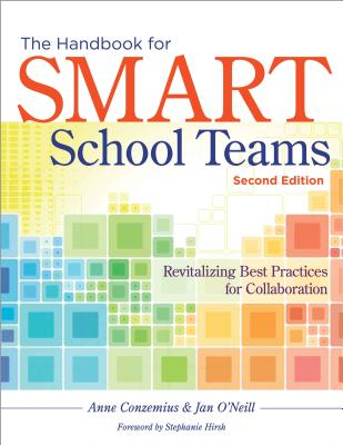 The Handbook for Smart School Teams: Revitalizing Best Practices for Collaboration Cover Image
