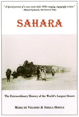 Sahara: The Extraordinary History of the World's Largest Desert Cover Image