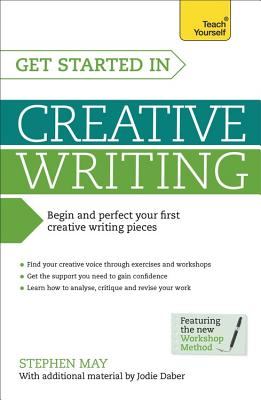 Get Started in Creative Writing Cover Image