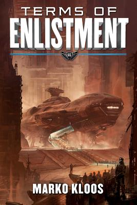 Cover for Terms of Enlistment (Frontlines #1)
