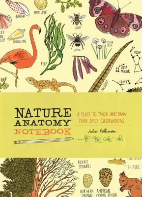 Nature Anatomy Notebook: A Place to Track and Draw Your Daily Observations Cover Image