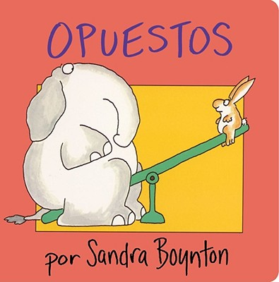 Opuestos (Opposites) Cover Image