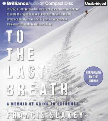 To the Last Breath Cover