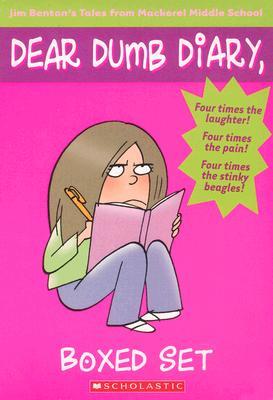 Cover for Dear Dumb Diary Box Set #1-4
