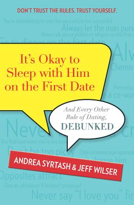 It's Okay to Sleep with Him on the First Date Cover
