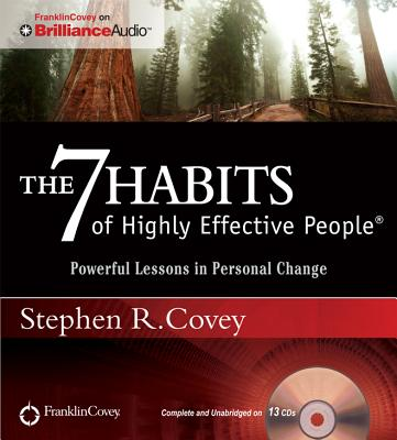 The 7 Habits of Highly Effective People: Powerful Lessons in Personal Change Cover Image