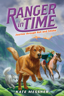 Cover for Journey through Ash and Smoke (Ranger in Time #5)