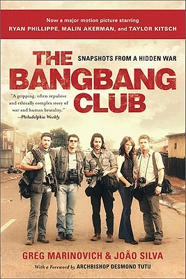 The Bang-Bang Club Cover