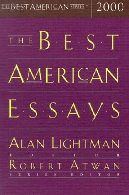 The Best American Essays 2000 Cover