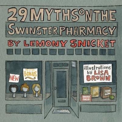 29 Myths on the Swinster Pharmacy Cover