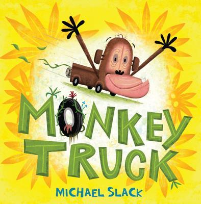 Monkey Truck Cover