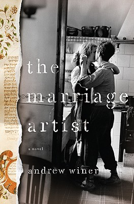The Marriage Artist Cover