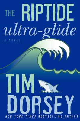 The Riptide Ultra-Glide (Serge Storms #16) Cover Image