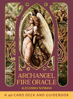 Archangel Fire Oracle Cover Image