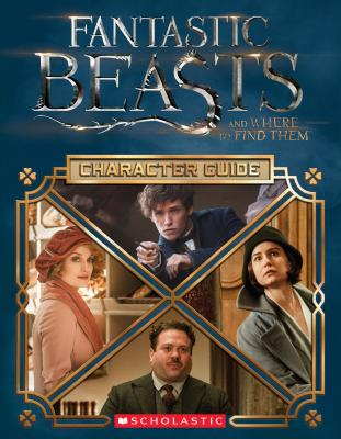 Character Guide (Fantastic Beasts and Where to Find Them) Cover Image