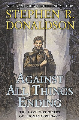 Against All Things Ending Cover