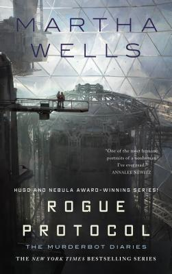 Rogue Protocol: The Murderbot Diaries Cover Image