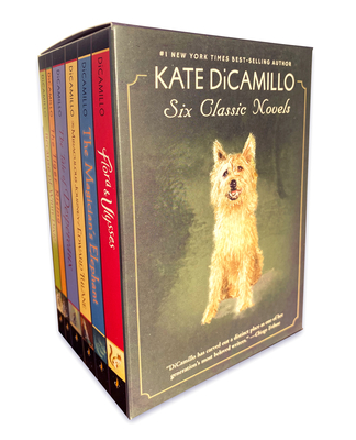 Kate DiCamillo: Six Classic Novels Cover Image