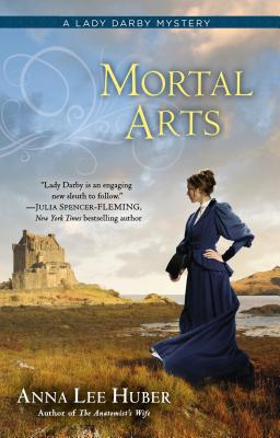 Mortal Arts (A Lady Darby Mystery #2) Cover Image