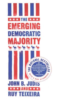 Cover for The Emerging Democratic Majority