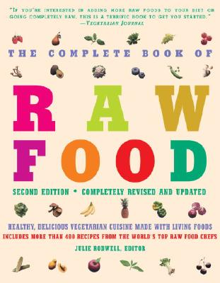 The Complete Book of Raw Food, Second Edition Cover