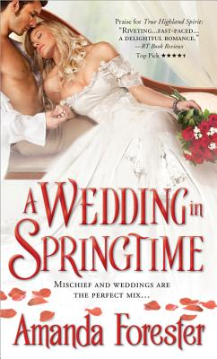 A Wedding in Springtime Cover