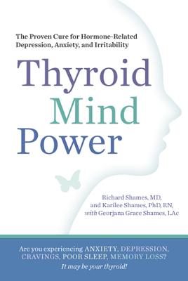 Thyroid Mind Power Cover