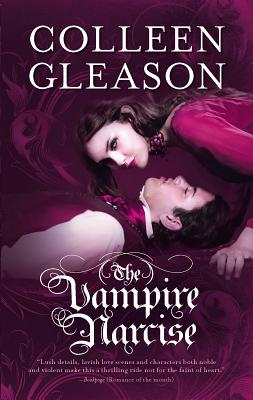 The Vampire Narcise Cover