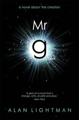 MR G: A Novel about the Creation Cover Image