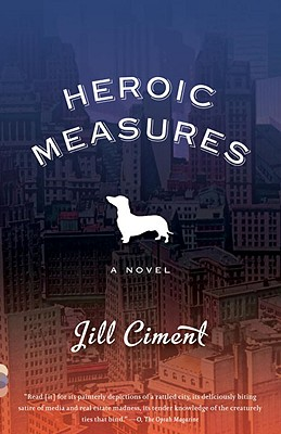 Cover for Heroic Measures (Vintage Contemporaries)