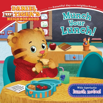 Cover for Munch Your Lunch! (Daniel Tiger's Neighborhood)