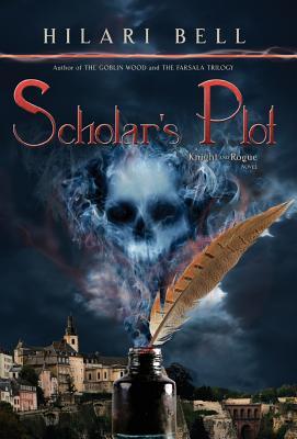 Cover for Scholar's Plot