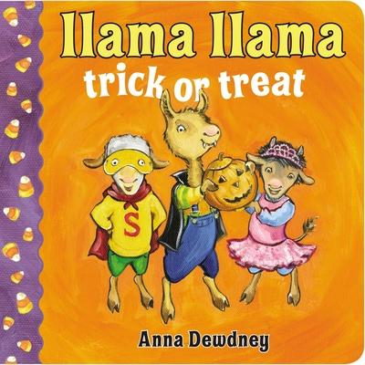 Llama Llama Trick or Treat Cover Image