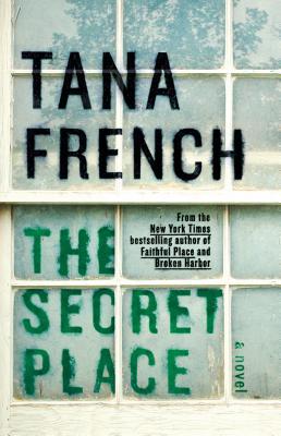 The Secret Place (Dublin Murder Squad) Cover Image