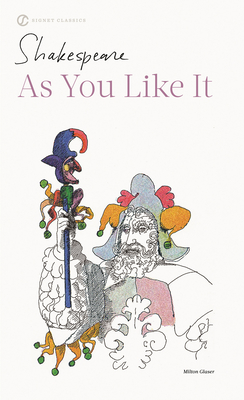 As You Like It (Shakespeare, Signet Classic) cover