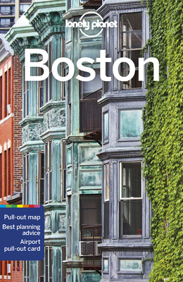 Lonely Planet Boston (City Guide) Cover Image
