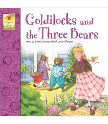 Goldilocks and the Three Bears (Keepsake Stories) Cover Image